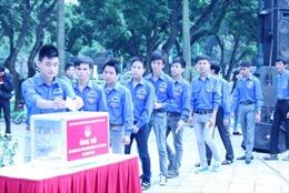 Tuổi trẻ Thủ đô ủng hộ  đồng bào miền Trung