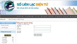 Hà Nội miễn phí Sổ liên lạc điện tử cho phụ huynh học sinh