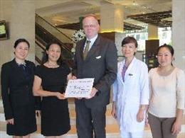 Sofitel Plaza Hà Nội chung tay  hỗ trợ đồng bào miền Trung