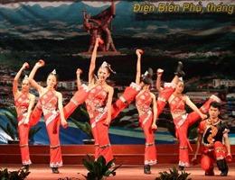Kết thúc Lễ hội ném Còn 3 nước Việt – Lào – Trung