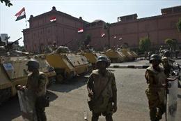 Lãnh đạo tình báo quân đội Nga bí mật thăm Cairo