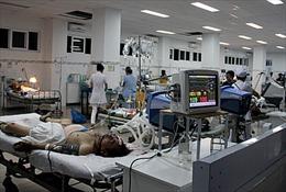 Hỗ trợ nạn nhân vụ đâm xe liên hoàn tại Ninh Thuận