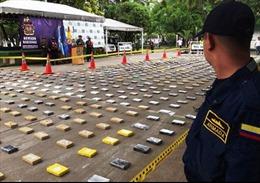 Colombia và Hà Lan triệt phá đường dây buôn lậu ma túy