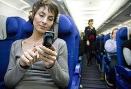 Mỹ cho phép sử dụng thiết bị điện tử trên máy bay