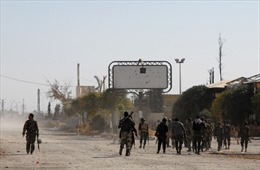Vũ khí hóa học Syria đã bị niêm phong