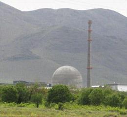 Israel: Iran cố gắng che đậy vụ nổ lò phản ứng nước nặng Arak