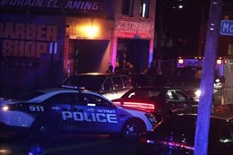 Lại xả súng ở Mỹ, 9 người trúng đạn, 2 người chết