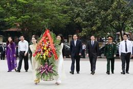 Kỷ niệm 96 năm Cách mạng tháng Mười Nga tại Hà Nội