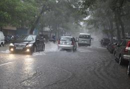 Áp thấp nhiệt đới gây ảnh hưởng ở Khánh Hòa