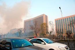 Trung Quốc: 2 vụ nổ, 2 tính chất, 1 thách thức chung