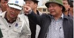 Các Phó Thủ tướng chỉ đạo phòng chống bão 14