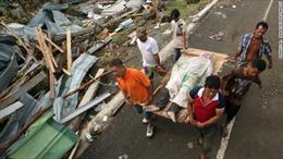 Philippines: Ít nhất 10.000 người chết vì siêu bão