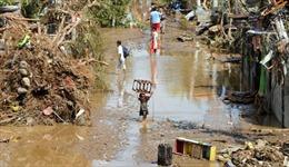 10 thảm họa tự nhiên chết chóc nhất trong lịch sử Philippines