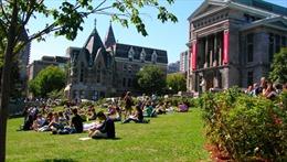 Học bổng thạc sỹ, tiến sỹ tại Canada, Ireland năm 2014