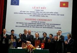 Tăng cường hợp tác du lịch bền vững Việt Nam – EU