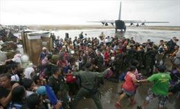 Hỗ trợ Philippines sau bão, Mỹ khẳng định sự hiện diện tại khu vực