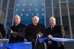 Khánh thành tòa tháp đầu tiên tại Trung tâm thương mại TG New York