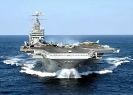 Tàu sân bay Mỹ tới Philippines, mang theo nguồn nước quý giá