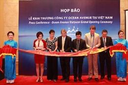 Lễ ra mắt công ty Ocean Avenue tại Việt Nam