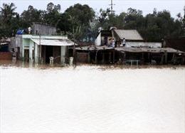 Quảng Ngãi ưu tiên cứu hộ khẩn cấp nhân dân vùng lũ