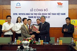 """Đoàn Thể thao Việt Nam được """"tăng lực"""""""