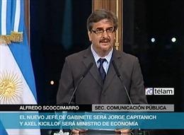 Argentina cải tổ nội các
