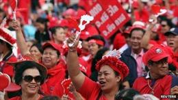 Đảng cầm quyền Thái Lan không bị giải tán