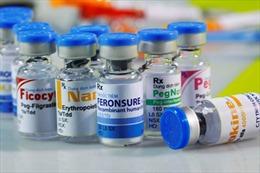 Đảm bảo đủ thuốc điều trị đặc biệt tại bệnh viện