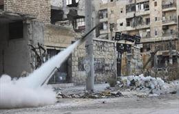 Đạn pháo nã gần Đại sứ quán Nga ở Syria