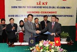 ADB hỗ trợ doanh nghiệp nhỏ và vừa Việt Nam