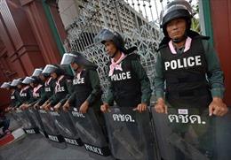 Biểu tình tại Thái Lan có thể dẫn tới đảo chính quân sự