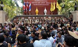 Phe biểu tình ra tối hậu thư yêu cầu thủ tướng Yingluck từ chức