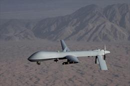 Máy bay không người lái Mỹ tiêu diệt một thủ lĩnh Taliban