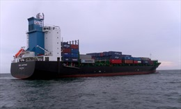 Nguyên nhân vụ tàu container đâm chìm tàu cá