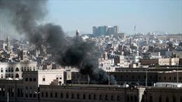 Đánh bom đẫm máu trụ sở Bộ Quốc phòng Yemen