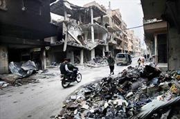 Lại rộ tin tấn công bằng khí độc ở Syria