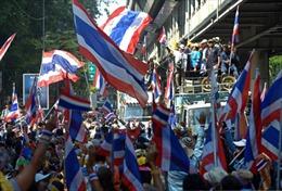 Thái Lan mời giới ngoại giao nước ngoài theo dõi biểu tình khổng lồ