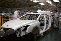 Trung Quốc tiêu thụ ô tô nhiều nhất thế giới