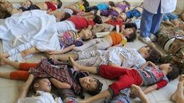 CIA biết trước vụ phiến quân Syria tấn công vũ khí hóa học?