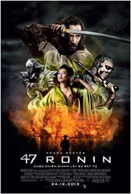 47 Ronin - truyền thuyết về các võ sỹ Samurai Nhật Bản