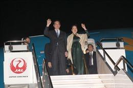 Thủ tướng bắt đầu chuyến thăm chính thức Nhật Bản
