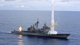 Mỹ bức xúc vụ chiến hạm Trung Quốc chặn tàu trên biển Đông