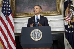 Ông Obama tái khẳng định ủng hộ luật kiểm soát súng đạn