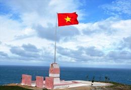 Khánh thành Cột cờ Tổ quốc trên đảo Lý Sơn