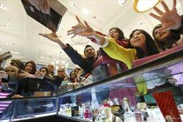 Phụ nữ Trung Quốc 'nhảy vọt' về tiêu dùng hàng xa xỉ
