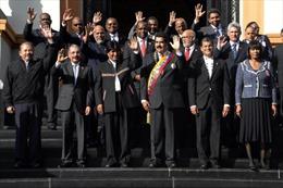Mỹ Latinh tưởng niệm ngày mất anh hùng Simon Bolivar