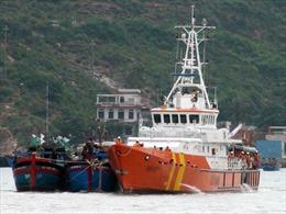 Cứu hộ thành công 11 ngư dân gặp nạn trên biển