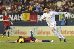 Cristiano Ronaldo - người hùng trong mắt chính mình