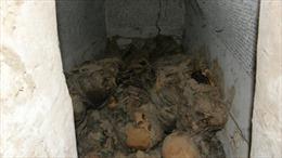 Những phát hiện đầy bí ẩn trong mộ táng thời Trung cổ