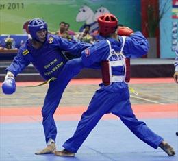 Vovinam Việt Nam giành huy chương vàng đầu tiên